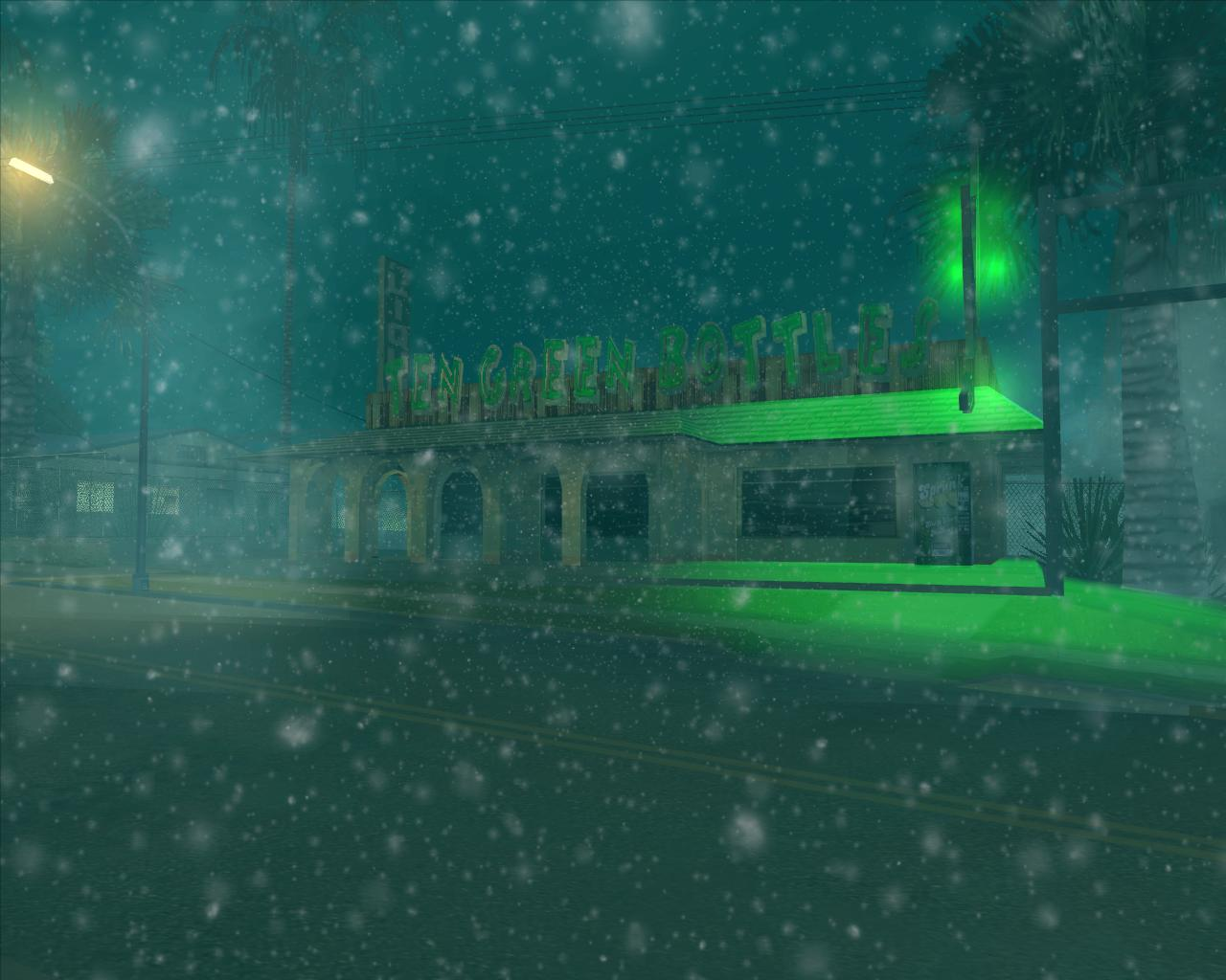 Snow FX v 1.01 (by oCain)