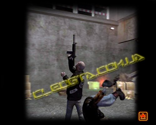 CQC Fight